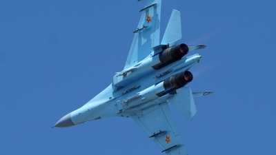 Photo ID 186326 by Lukas Kinneswenger. Kazakhstan Air Force Sukhoi Su 27M2,