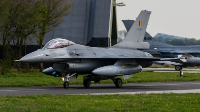Photo ID 186346 by Jan Eenling. Belgium Air Force General Dynamics F 16AM Fighting Falcon, FA 95