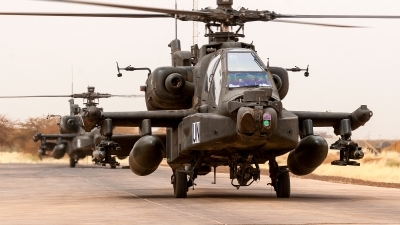 Photo ID 186804 by Jan Eenling. Netherlands Air Force Boeing AH 64DN Apache Longbow, Q 25