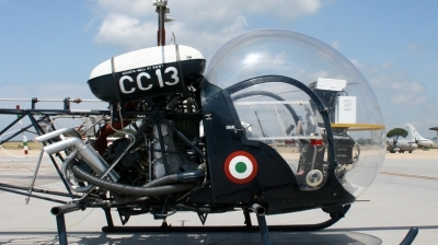 Photo ID 22330 by Marco Mittini. Italy Carabinieri Agusta Bell AB47G, MM80482