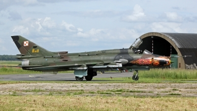 Photo ID 186394 by Richard de Groot. Poland Air Force Sukhoi Su 22M4 Fitter K, 8919