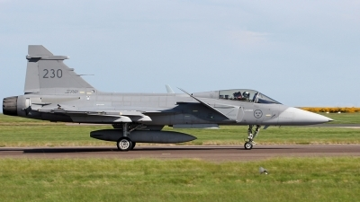 Photo ID 22351 by Andy Walker. Sweden Air Force Saab JAS 39C Gripen, 39230