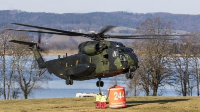 Photo ID 186828 by Thomas Ziegler - Aviation-Media. Germany Air Force Sikorsky CH 53G S 65, 84 72