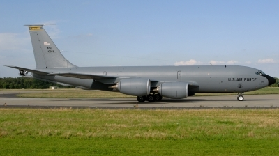 Photo ID 186874 by Hans-Werner Klein. USA Air Force Boeing KC 135R Stratotanker 717 100, 61 0266