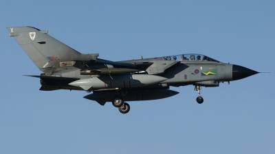 Photo ID 186876 by Hans-Werner Klein. UK Air Force Panavia Tornado GR4A, ZE116
