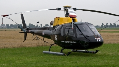 Photo ID 187429 by Jan Eenling. UK Air Force Aerospatiale Squirrel HT1 AS 350B, ZJ272