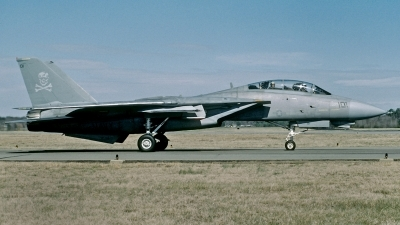 Photo ID 186851 by David F. Brown. USA Navy Grumman F 14B Tomcat, 162910