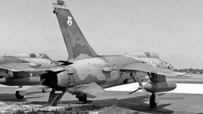 Photo ID 186925 by David F. Brown. USA Air Force Republic F 105G Thunderchief, 63 8306