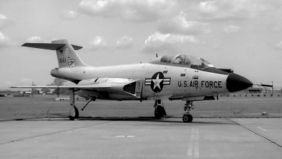 Photo ID 186927 by David F. Brown. USA Air Force McDonnell F 101F Voodoo, 59 0413