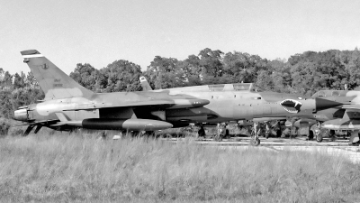 Photo ID 186962 by David F. Brown. USA Air Force Republic F 105G Thunderchief, 63 8332