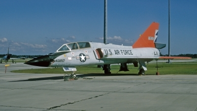 Photo ID 186961 by David F. Brown. USA Air Force Convair QF 106B Delta Dart, 57 2530