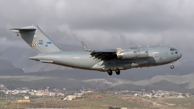 Photo ID 187020 by MANUEL ACOSTA. NATO Strategic Airlift Capability Boeing C 17A Globemaster III, 08 0002