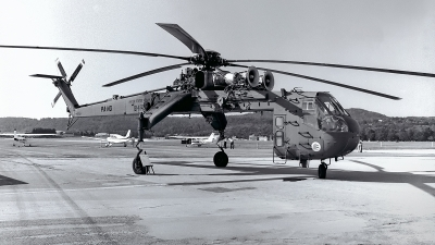 Photo ID 187063 by David F. Brown. USA Army Sikorsky CH 54A Tarhe, 68 18414