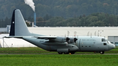 Photo ID 187078 by Sven Zimmermann. Chile Air Force Lockheed C 130H Hercules L 382, 995