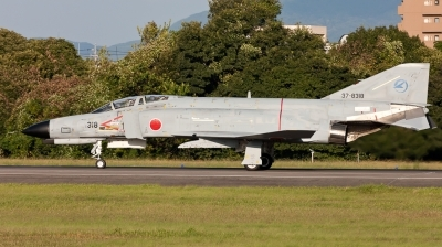 Photo ID 187191 by Andreas Zeitler - Flying-Wings. Japan Air Force McDonnell Douglas F 4EJ Phantom II, 37 8318