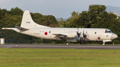 Photo ID 187233 by Andreas Zeitler - Flying-Wings. Japan Navy Lockheed P 3C Orion, 5055
