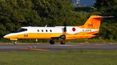 Photo ID 187316 by Andreas Zeitler - Flying-Wings. Japan Navy Learjet U 36A, 9204
