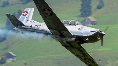 Photo ID 187216 by Sven Zimmermann. Private P 3 Flyers Pilatus P 3 05, HB RCH