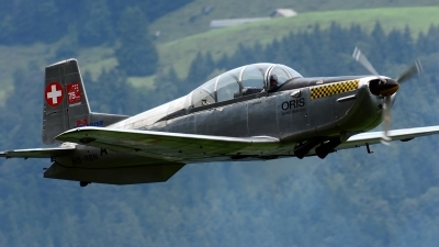 Photo ID 187218 by Sven Zimmermann. Private P 3 Flyers Pilatus P 3 03, HB RBN