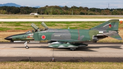 Photo ID 187287 by Andreas Zeitler - Flying-Wings. Japan Air Force McDonnell Douglas RF 4EJ Phantom II, 77 6392