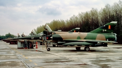 Photo ID 187269 by Alex Staruszkiewicz. Belgium Air Force Dassault Mirage 5BA, BA45