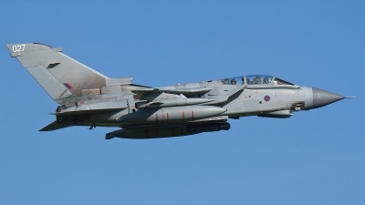 Photo ID 187344 by Rainer Mueller. UK Air Force Panavia Tornado GR4, ZA462