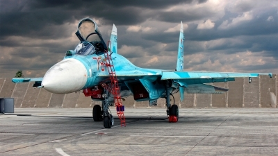Photo ID 187353 by Sergey Chaikovsky. Russia Air Force Sukhoi Su 27SM,