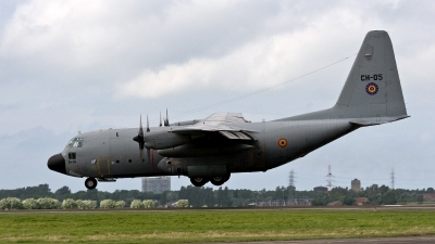 Photo ID 187342 by Jan Eenling. Belgium Air Force Lockheed C 130H Hercules L 382, CH 05