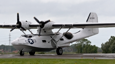 Photo ID 187814 by Jan Eenling. Private Plane Sailing Consolidated PBY 5A Catalina, G PBYA