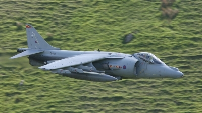Photo ID 22461 by Neil Bates. UK Air Force British Aerospace Harrier GR7A, ZD465