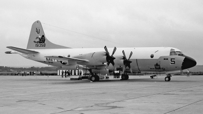 Photo ID 187441 by David F. Brown. USA Navy Lockheed P 3A Orion, 151358
