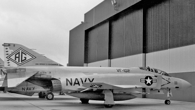 Photo ID 187442 by David F. Brown. USA Navy McDonnell Douglas F 4J Phantom II, 153891