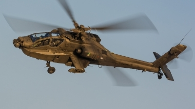 Photo ID 187470 by Alex van Noye. Netherlands Air Force Boeing AH 64DN Apache Longbow, Q 04