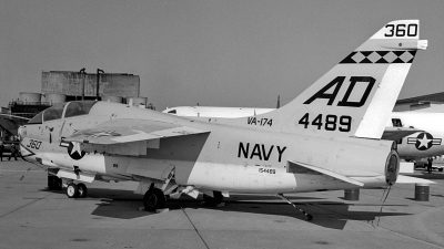 Photo ID 187443 by David F. Brown. Greece Air Force LTV Aerospace TA 7C Corsair II, 154489