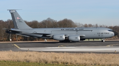 Photo ID 187537 by Hans-Werner Klein. USA Air Force Boeing KC 135R Stratotanker 717 148, 57 1430