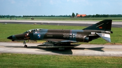 Photo ID 187522 by Alex Staruszkiewicz. Germany Air Force McDonnell Douglas F 4F Phantom II, 38 33