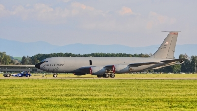 Photo ID 187557 by Radim Spalek. USA Air Force Boeing KC 135R Stratotanker 717 100, 63 7991