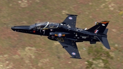 Photo ID 187623 by Niels Roman / VORTEX-images. UK Air Force BAE Systems Hawk T 2, ZK017