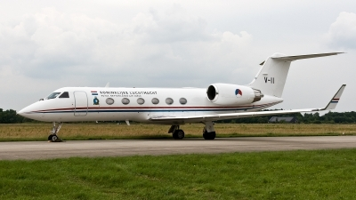 Photo ID 187617 by Jan Eenling. Netherlands Air Force Gulfstream Aerospace G IV SP Gulfstream IV, V 11