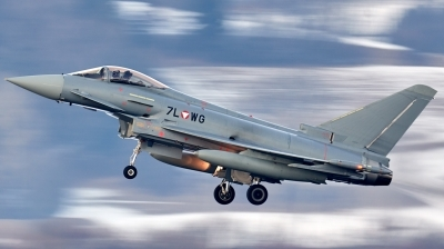 Photo ID 187697 by Gerhard Vysocan. Austria Air Force Eurofighter EF 2000 Typhoon S, 7L WG