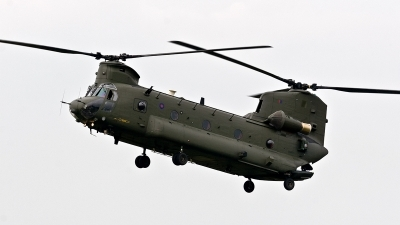 Photo ID 187810 by Jan Eenling. UK Air Force Boeing Vertol Chinook HC2 CH 47D, ZA670