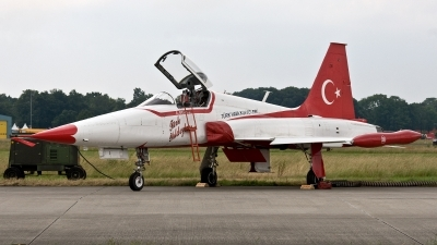 Photo ID 188436 by Jan Eenling. Turkey Air Force Canadair NF 5A 2000 CL 226, 70 3036