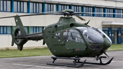 Photo ID 187862 by Jan Eenling. Ireland Air Force Eurocopter EC 135P2, 271
