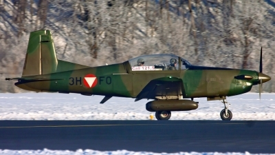 Photo ID 187784 by Patrick Weis. Austria Air Force Pilatus PC 7 Turbo Trainer, 3H FO