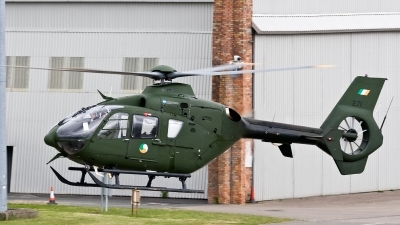 Photo ID 187837 by Jan Eenling. Ireland Air Force Eurocopter EC 135P2, 271