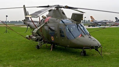 Photo ID 187938 by Jan Eenling. Belgium Army Agusta A 109HA A 109BA, H37