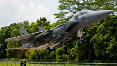 Photo ID 187910 by Gary Ng. Singapore Air Force Boeing F 15SG Strike Eagle, 05 0013