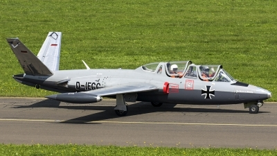 Photo ID 188039 by Thomas Ziegler - Aviation-Media. Private Flugwerk GmbH Fouga CM 170 Magister, D IFCC