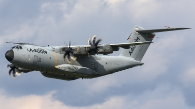 Photo ID 188003 by Thomas Ziegler - Aviation-Media. Company Owned Airbus Airbus A400M Atlas, EC 402