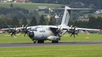 Photo ID 188004 by Thomas Ziegler - Aviation-Media. Company Owned Airbus Airbus A400M Atlas, EC 402